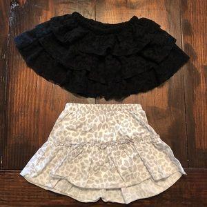 18 month skirt lot